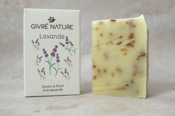 Savon Lavande + emballage
